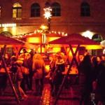 glühweinstand in berlin