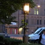 denkmalsgeschützte leuchte in berlin prenzlauer berg