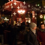 berlin bigos auf dem lucia weihnachtsmarkt in prenzlauer berg