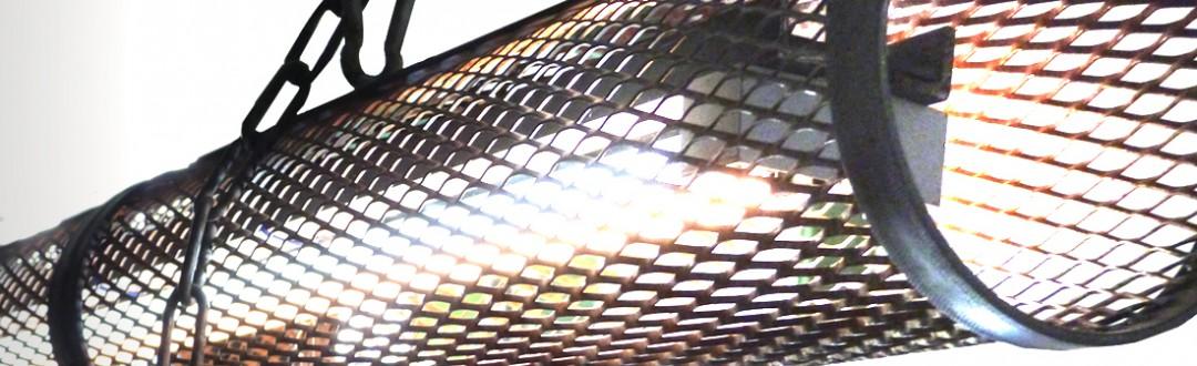 deckenleuchte an ketten streckmetall 2013