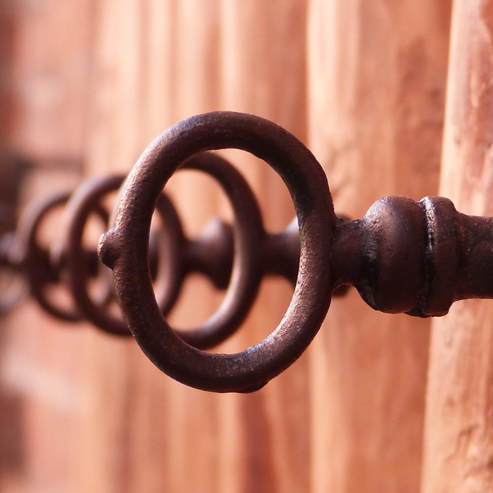 alte schlüssel ohne schloß