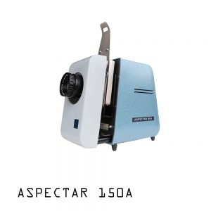 Design Klassiker Aspectar 150 A aus Alumimium Druckguß