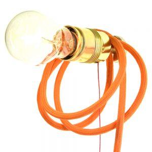 Lampe mit Magnet Magnetlampe