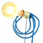 Lampe mit Magnet