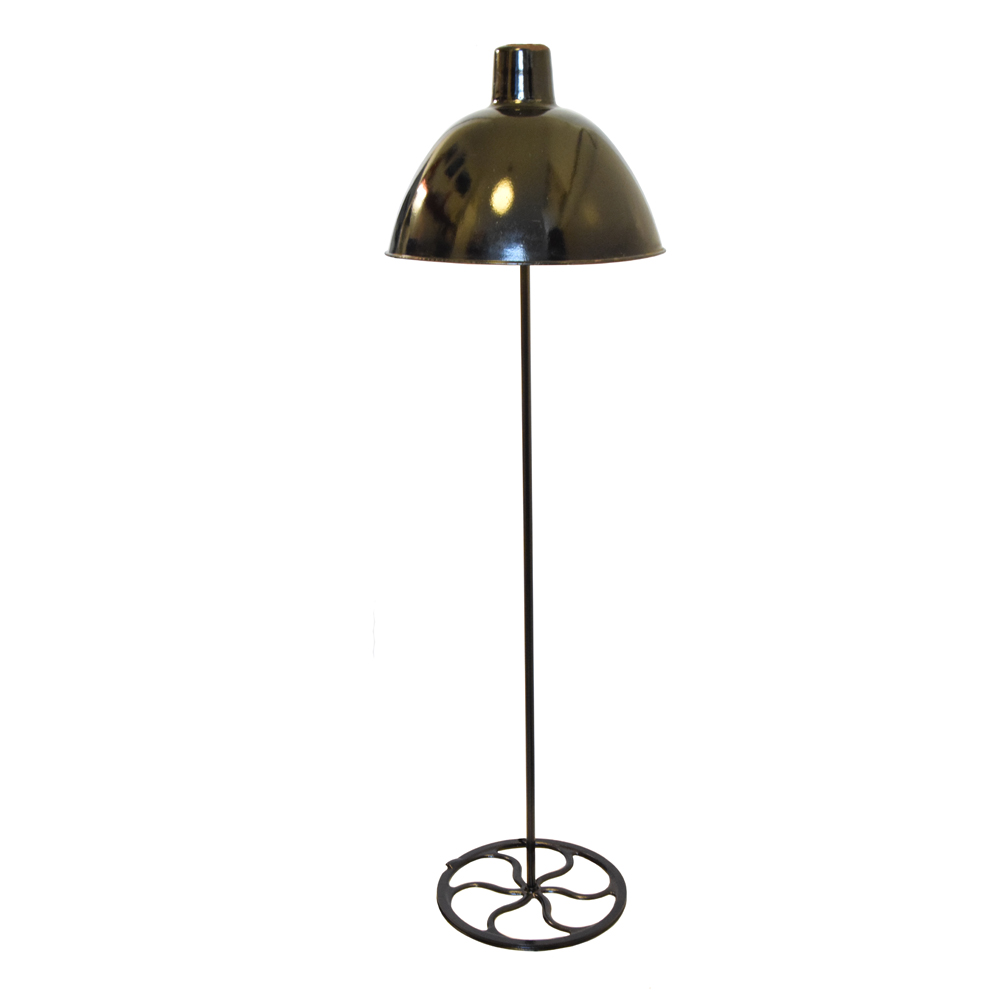 german industrial design standard lamp from germany