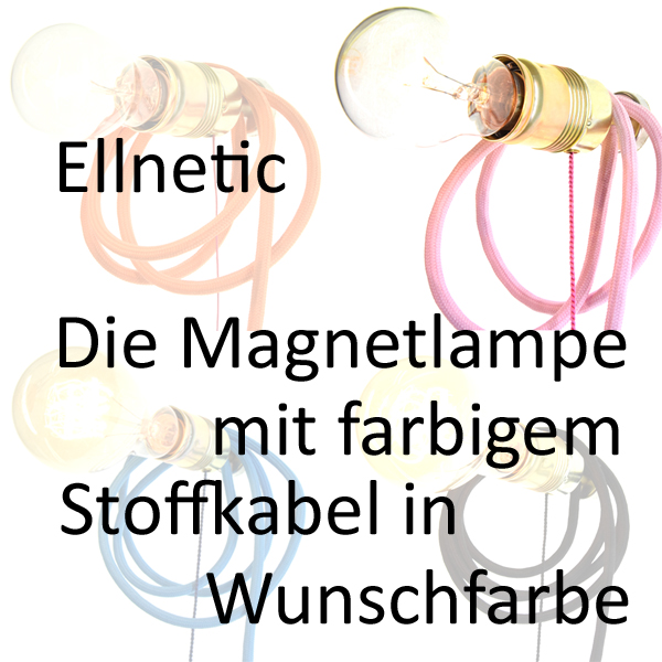 Magnetlampe
