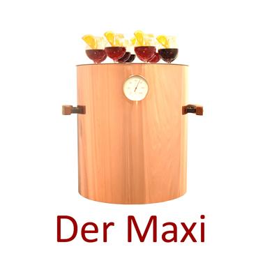 Glühweinerhitzer Maxi mit Selbach Heißgetränketechnik