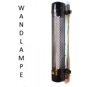 Wandlampe Manufakturdesign
