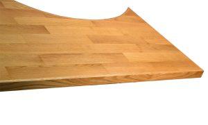 Tischplatte Eiche anfertigung