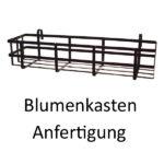 Balkonkasten Anfertigung aus Berlin