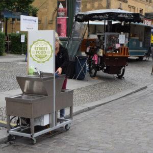 Street Food Markt Berlin Kulturbrauerei
