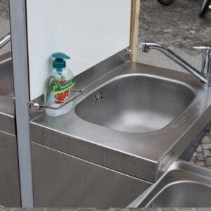 Handwaschbecken Coronagesetz