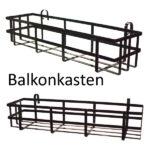 Balkonkasten für Altbau