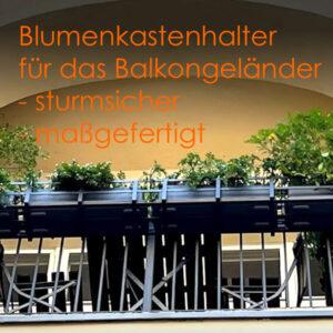 Altbau Blumenhalter