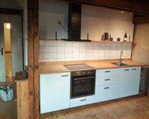 Küche Altbau